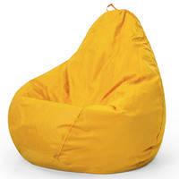 Крісло груша Poparada New Розмір L Жовтий 667, КОД: 1835627