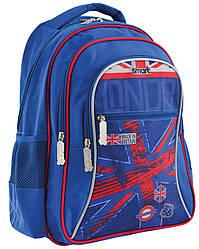 Рюкзак шкільний Smart ZZ-03 London Синій 556857, КОД: 1247967