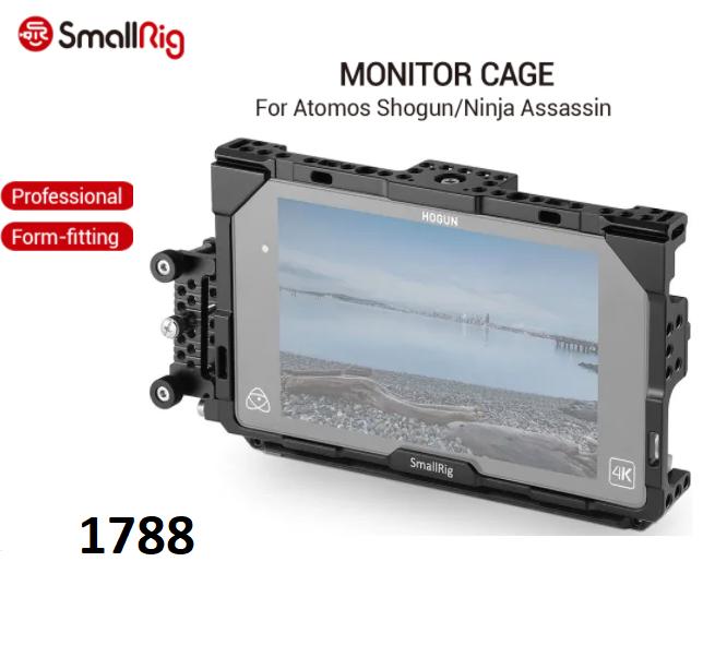 Кейдж SmallRig Monitor Cage for Atomos Shogun Ninja Assassin (1788)