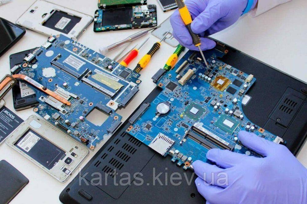 Послуги з ремонту комп'ютерів на виїзді