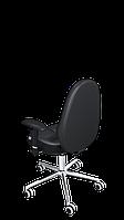 Эргономичное кресло KULIK SYSTEM CLASSIC Черное 1203, КОД: 1335584