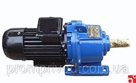 Мотор редуктор 3МП-50 2 ступени 18об/мин