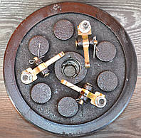 Муфта Bizon сцепления в сборе мототрактор 4 ручья, КОД: 2396803
