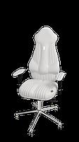 Эргономичное кресло KULIK SYSTEM IMPERIAL Белое 701, КОД: 1335617