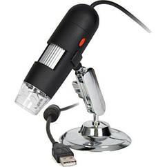 Цифровий USB мікроскоп ендоскоп бороскоп HLV U500Х 006077, КОД: 1825243