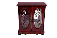 Шкафчик-шкатулка для украшений King Wood JF-K5194C, КОД: 218455