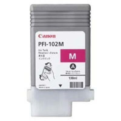 Картридж Canon PFI-102M (magenta) iPF500/600/700 (0897B001)