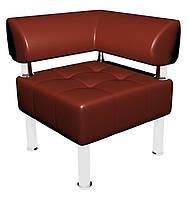 Офисный диван Sentenzo Тонус Коричневый 142361257225, КОД: 1556528