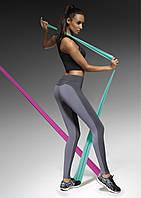 Женские спортивные леггинсы Bas Bleu Victoria M Серый bb0048, КОД: 951403