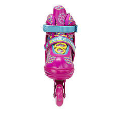 Роликовые коньки Nils Extreme NJ4613A Size 38-41 Pink, фото 2