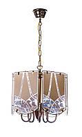 Люстра подвесная на 1 плафон Sunlight ST538 89355P6, КОД: 1327020