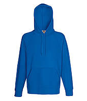 Худи Fruit of the Loom Lightweight hooded sweat S Ярко-синий 062140051S, КОД: 1554380