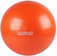 Фитбол LiveUp Gym Ball 55 см Orange LS3221-55o, КОД: 1779944