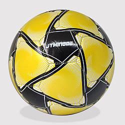 Футбольный Jumingde Мяч Green-Orange-Black FB-01, КОД: 1210817