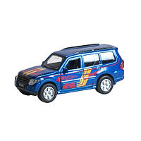 Автомодель Технопарк Mitsubishi Pajero Sport SB-17-61-MP-S-WB, КОД: 2431687