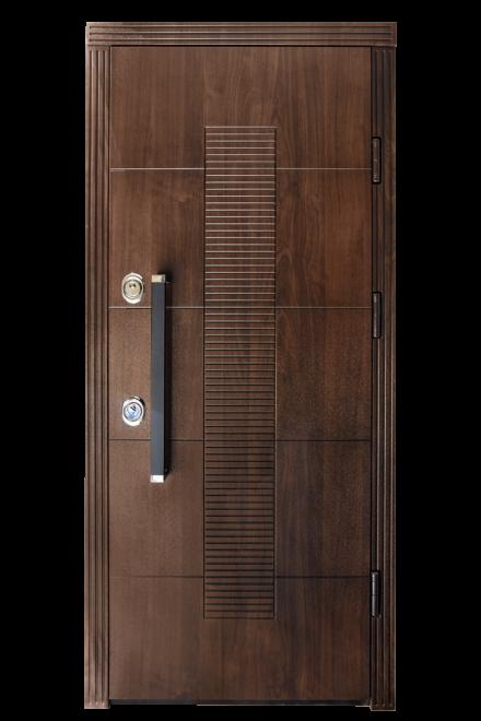 Входная металлическая дверь ИНТЕР