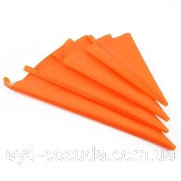Кондитерский мешок силиконовый 35 см арт. 870-02235