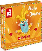 Настольная игра Janod Желтый гном J02747, КОД: 2438869