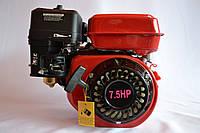 Двигатель бензиновый Bizon DDE 170FB 3, КОД: 1538863