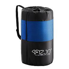Коврик акупунктурный 4FIZJO Аппликатор Кузнецова 128 x 48 см 4FJ0044 Blue, фото 3