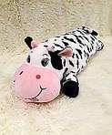 Плед - мягкая игрушка 3 в 1  Корова пятнистая (96), фото 4