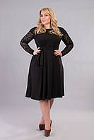 Платье Tasa 1183 50 Черное, КОД: 722707