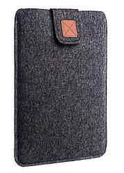 Фетровый чехол для MacBook 13 ARM Черный 9091, КОД: 1840973