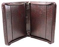 Папка деловая из искусственной кожи Exclusive Коричневый 712000 brown, КОД: 1522757