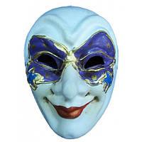 Маска карнавальная венецианская Arjuna папье-маше 44970, КОД: 1366763