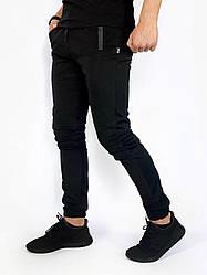 Котоновые штаны Intruder Chesst XL Черные  1595932736 3, КОД: 1877340
