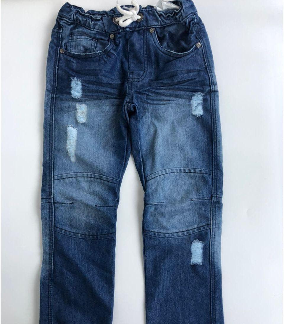 Штаны для мальчика/ размер 126/ Y.F.K.