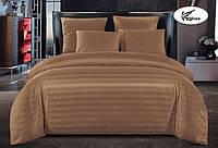 Постельное белье Сатин (Хлопок 100%) | Евро комплект Постельного белья из сатина