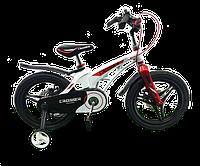 Двухколесный велосипед Crosser Premium магниевая рама 18 Белый vol-612, КОД: 1821446
