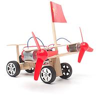 Конструктор Самолет с двумя двигателями., фото 1