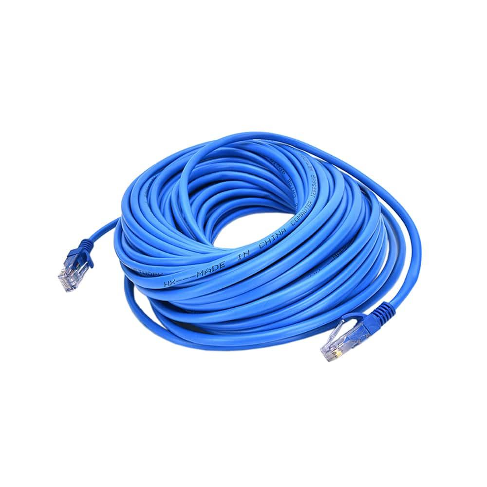Кабель LAN CAT вита пара Ethernet Patch Cord RJ45 20 метрів