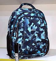 Рюкзак школьный Dolly-528 Синий, КОД: 1861439