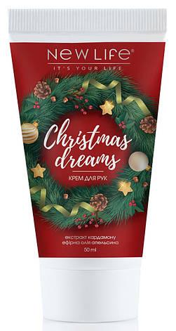 Крем для рук Christmas dreams / Рождественские мечты, фото 2