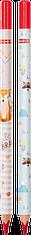 Набор Brunnen Лисичка 12 шт толстых цветных карандашей hubWNzC06998, КОД: 1932269