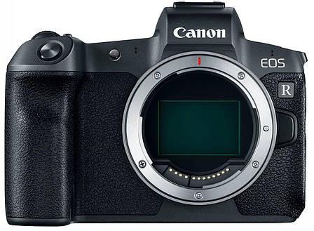 Фотоаппарат CANON EOS R Body + Mount Adapter EF-EOS R (3075C066), фото 2