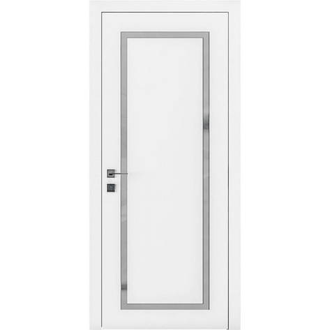 Двери RODOS Loft PORTO 2 белый мат, фото 2