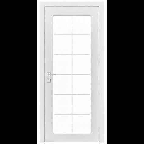 Двери RODOS Loft PORTO белый мат, фото 2