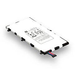 Аккумуляторная батарея Quality T4000E для Samsung Galaxy Tab 3 SM-T210, SM-T211, SM-P6200, SM-P62, КОД:
