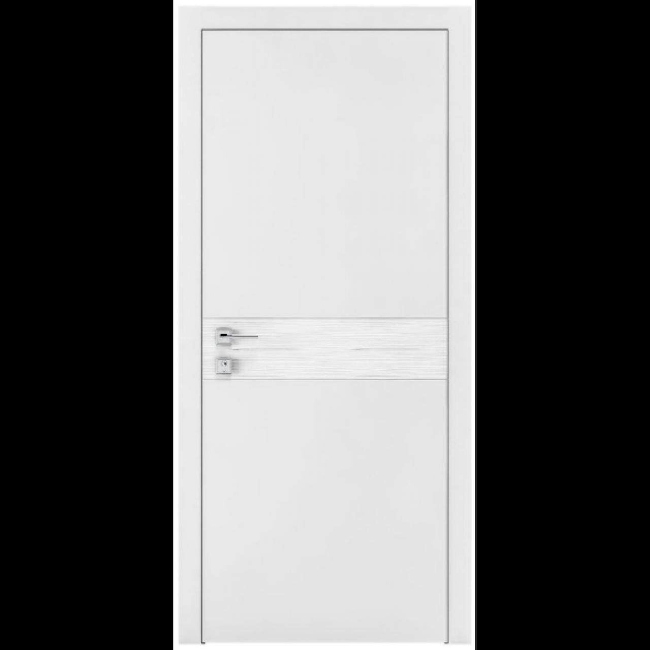 Двери RODOS Loft WAVE G белый мат