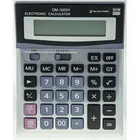 Калькулятор бухгалтерский настольный DM-1200V 004675, КОД: 2395475