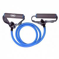 Эспандер LiveUp Tonning Tube 0.6x1.2х120 см H Blue LS3201-Hb, КОД: 1839520