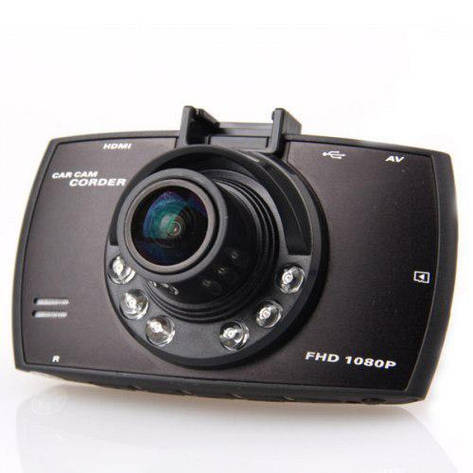 Видеорегистратор DVR G-30 Черный (sm-9), фото 2