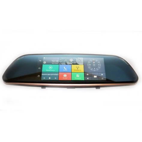 Видеорегистратор GTM D35 LCD 7 GPS Черный (sm-358), фото 2