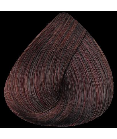 Крем-краска для волос SERGILAC №5.56 120 мл