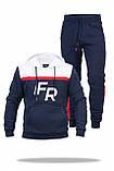 Спортивний костюм чоловічий Freever синій, фото 4
