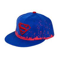 Бейсболка Beaniqe Snapback Street S-m One sizе Сине-красный 25045, КОД: 1621805